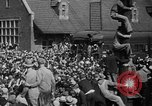 Image of Franklin D. Roosevelt campaigning for President in 1932 United States USA, 1932, second 7 stock footage video 65675069295