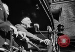 Image of Franklin D. Roosevelt campaigning for President in 1932 United States USA, 1932, second 10 stock footage video 65675069295