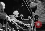 Image of Franklin D. Roosevelt campaigning for President in 1932 United States USA, 1932, second 12 stock footage video 65675069295