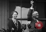 Image of Eleanor Roosevelt's activities from 1933 through World War 2 United States USA, 1939, second 3 stock footage video 65675069297