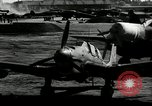 Image of German and Italian airplanes Valletta Malta, 1943, second 8 stock footage video 65675069303
