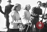 Image of Beatrix and Irene Austria, 1949, second 2 stock footage video 65675069310