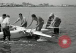 Image of seaplane test San Diego California USA, 1949, second 11 stock footage video 65675069314
