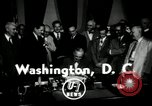 Image of Harry S Truman signs Housing Act Washington DC USA, 1949, second 1 stock footage video 65675069315