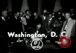 Image of Harry S Truman signs Housing Act Washington DC USA, 1949, second 3 stock footage video 65675069315