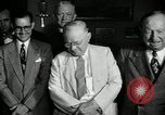 Image of Harry S Truman signs Housing Act Washington DC USA, 1949, second 8 stock footage video 65675069315