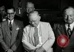 Image of Harry S Truman signs Housing Act Washington DC USA, 1949, second 9 stock footage video 65675069315