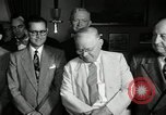 Image of Harry S Truman signs Housing Act Washington DC USA, 1949, second 11 stock footage video 65675069315