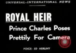 Image of Prince Charles United Kingdom, 1949, second 2 stock footage video 65675069317