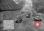 Image of German troops Poland, 1939, second 7 stock footage video 65675069322