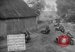 Image of German troops Poland, 1939, second 10 stock footage video 65675069322