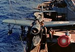 Image of OS2U Kingfisher Pacific Ocean, 1945, second 3 stock footage video 65675069340