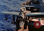 Image of OS2U Kingfisher Pacific Ocean, 1945, second 6 stock footage video 65675069340