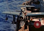 Image of OS2U Kingfisher Pacific Ocean, 1945, second 7 stock footage video 65675069340