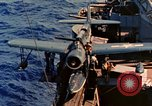 Image of OS2U Kingfisher Pacific Ocean, 1945, second 8 stock footage video 65675069340
