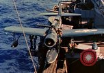 Image of OS2U Kingfisher Pacific Ocean, 1945, second 10 stock footage video 65675069340