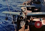 Image of OS2U Kingfisher Pacific Ocean, 1945, second 11 stock footage video 65675069340