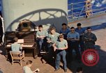 Image of USS Chester (CA-27) Pacific Ocean, 1945, second 11 stock footage video 65675069344