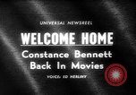 Image of Constance Bennett United States USA, 1965, second 3 stock footage video 65675069348