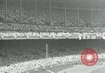 Image of All Star Baseball match Cleveland Ohio USA, 1954, second 6 stock footage video 65675069356