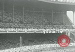 Image of All Star Baseball match Cleveland Ohio USA, 1954, second 7 stock footage video 65675069356