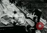 Image of summer ski meet Salisbury Connecticut USA, 1954, second 2 stock footage video 65675069357
