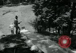 Image of summer ski meet Salisbury Connecticut USA, 1954, second 11 stock footage video 65675069357