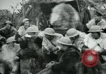 Image of Irish troops Europe, 1918, second 9 stock footage video 65675069361