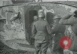 Image of Crew enters British Mark I tank France, 1916, second 8 stock footage video 65675069363