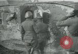 Image of Crew enters British Mark I tank France, 1916, second 9 stock footage video 65675069363