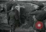 Image of Crew enters British Mark I tank France, 1916, second 12 stock footage video 65675069363