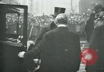 Image of David Lloyd George London England United Kingdom, 1918, second 6 stock footage video 65675069365