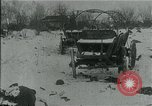 Image of German forces overrn in Battle of the Korsun-Cherkassy Pocket Eastern Front European Theater, 1944, second 1 stock footage video 65675069368