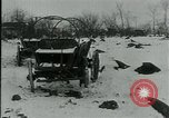 Image of German forces overrn in Battle of the Korsun-Cherkassy Pocket Eastern Front European Theater, 1944, second 3 stock footage video 65675069368