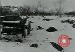 Image of German forces overrn in Battle of the Korsun-Cherkassy Pocket Eastern Front European Theater, 1944, second 4 stock footage video 65675069368