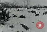 Image of German forces overrn in Battle of the Korsun-Cherkassy Pocket Eastern Front European Theater, 1944, second 5 stock footage video 65675069368