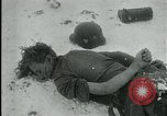 Image of German forces overrn in Battle of the Korsun-Cherkassy Pocket Eastern Front European Theater, 1944, second 8 stock footage video 65675069368