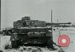 Image of German forces overrn in Battle of the Korsun-Cherkassy Pocket Eastern Front European Theater, 1944, second 10 stock footage video 65675069368