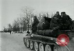 Image of Russian forces celebrate Cherkassy Pocket victory Eastern Front European Theater, 1944, second 10 stock footage video 65675069371