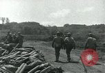Image of German prisoners captured after D-Day Normandy France, 1944, second 8 stock footage video 65675069374