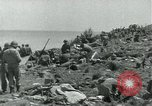 Image of German prisoners captured after D-Day Normandy France, 1944, second 12 stock footage video 65675069374