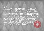 Image of Douglas Fairbanks California United States USA, 1928, second 10 stock footage video 65675069397