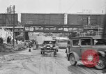 Image of rail tracks moves United States USA, 1934, second 10 stock footage video 65675069406