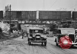 Image of rail tracks moves United States USA, 1934, second 12 stock footage video 65675069406
