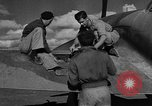 Image of Royal Air Force 33 Squadron Tunisia North Africa, 1942, second 4 stock footage video 65675069412