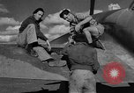 Image of Royal Air Force 33 Squadron Tunisia North Africa, 1942, second 5 stock footage video 65675069412