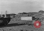 Image of beach obstacles United Kingdom, 1942, second 10 stock footage video 65675069422