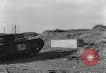 Image of beach obstacles United Kingdom, 1942, second 12 stock footage video 65675069422