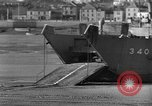Image of beach obstacles United Kingdom, 1942, second 6 stock footage video 65675069423