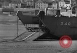 Image of beach obstacles United Kingdom, 1942, second 9 stock footage video 65675069423